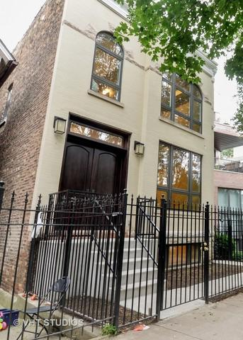 1231 N Campbell Avenue, Chicago, IL 60622 (MLS #09690531) :: Property Consultants Realty