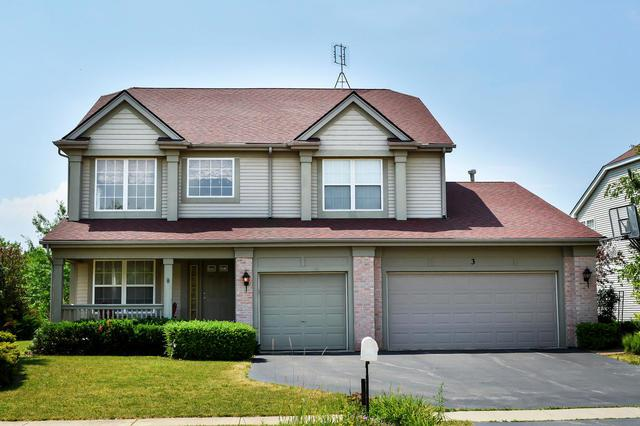 3 Montclair Court, Cary, IL 60013 (MLS #09692025) :: Key Realty
