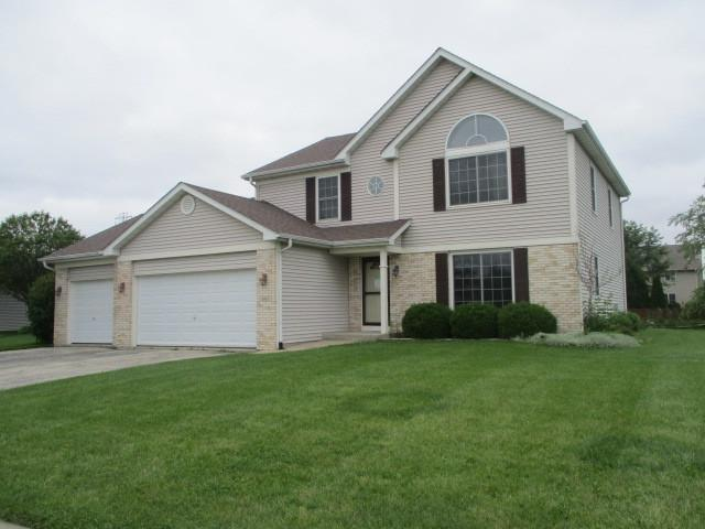 605 Rythym King Road, Belvidere, IL 61008 (MLS #09693174) :: Key Realty