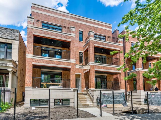 2018 W Lemoyne Street 2E, Chicago, IL 60622 (MLS #09693728) :: Property Consultants Realty