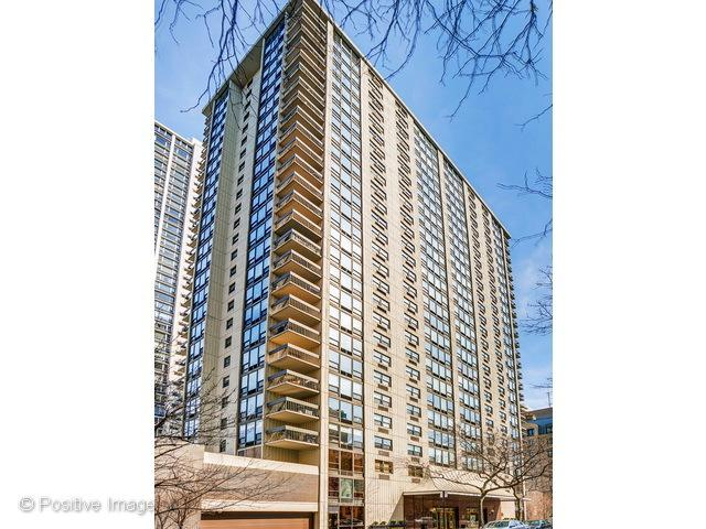 1313 N Ritchie Court #2602, Chicago, IL 60610 (MLS #09693780) :: Property Consultants Realty