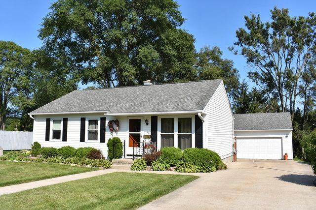 1408 Institute Boulevard, Dixon, IL 61021 (MLS #09694053) :: Key Realty