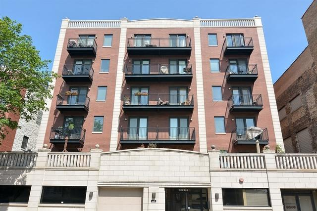 815 N Marshfield Avenue #303, Chicago, IL 60622 (MLS #09694200) :: Property Consultants Realty