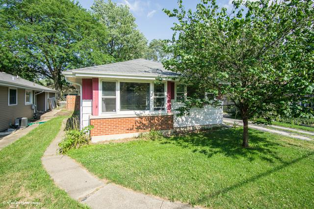 18405 Riegel Road, Homewood, IL 60430 (MLS #09694218) :: The Wexler Group at Keller Williams Preferred Realty