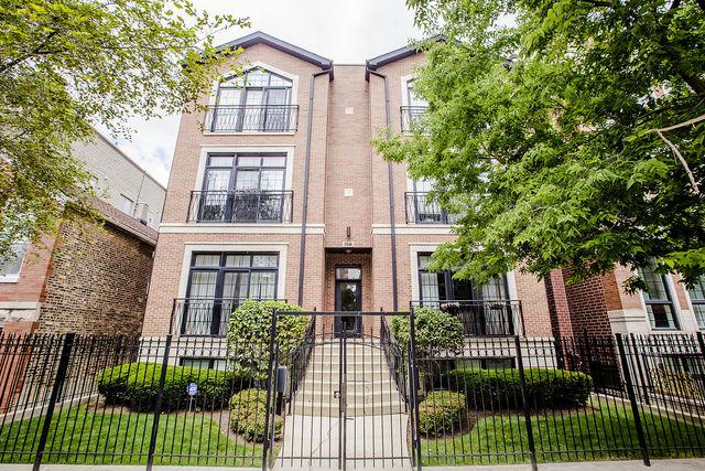 1846 W Armitage Avenue 3W, Chicago, IL 60622 (MLS #09694269) :: Property Consultants Realty