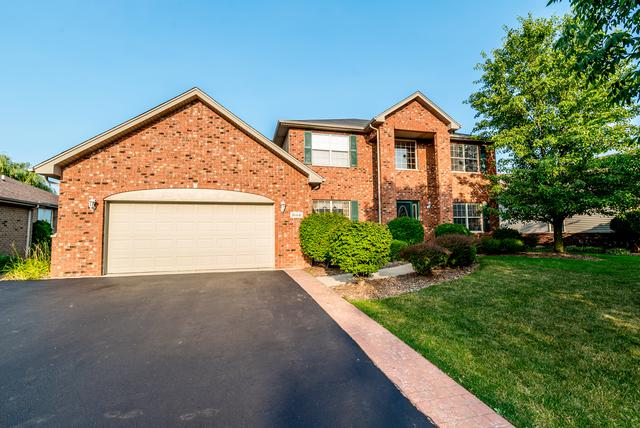 16441 S Lakeview Drive, Lockport, IL 60441 (MLS #09694438) :: The Wexler Group at Keller Williams Preferred Realty