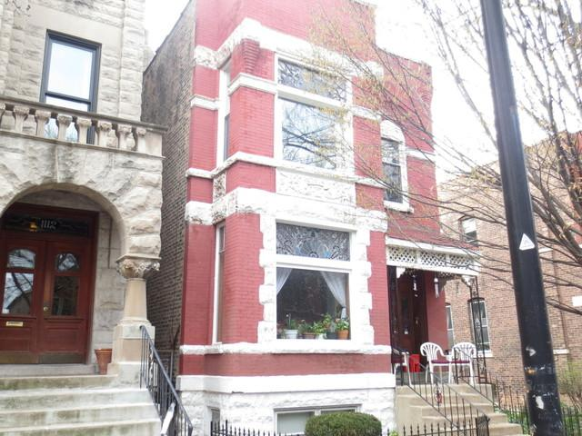 1114 N Hoyne Avenue, Chicago, IL 60622 (MLS #09694451) :: Property Consultants Realty