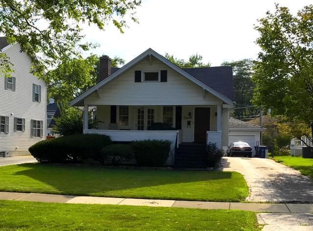 20 N Adams Street, Hinsdale, IL 60521 (MLS #09694486) :: The Wexler Group at Keller Williams Preferred Realty