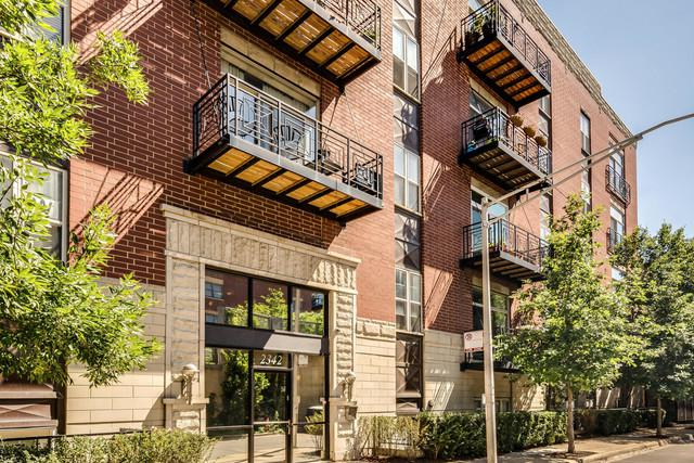 2342 W Bloomingdale Avenue #105, Chicago, IL 60647 (MLS #09694976) :: Property Consultants Realty