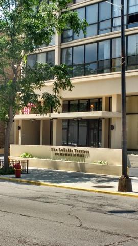 1540 N La Salle Street #706, Chicago, IL 60610 (MLS #09695272) :: Property Consultants Realty