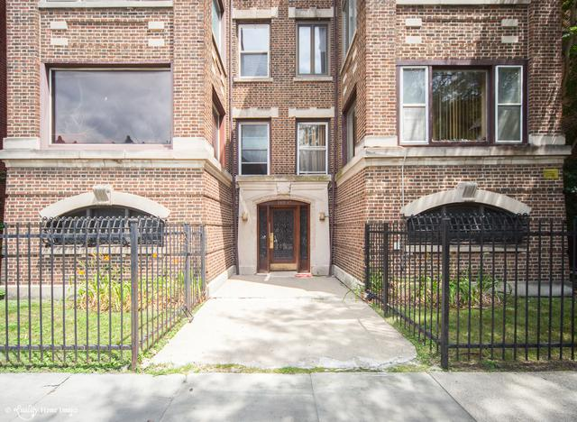5115 S University Avenue 2A, Chicago, IL 60615 (MLS #09695283) :: The Wexler Group at Keller Williams Preferred Realty