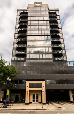 1309 N Wells Street #1201, Chicago, IL 60610 (MLS #09695287) :: Property Consultants Realty