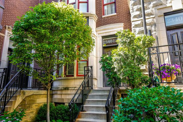 2340 W Wabansia Avenue E1, Chicago, IL 60647 (MLS #09695294) :: Property Consultants Realty