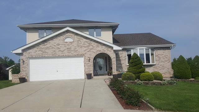 8920 Emerald Court, Hickory Hills, IL 60457 (MLS #09695345) :: The Wexler Group at Keller Williams Preferred Realty