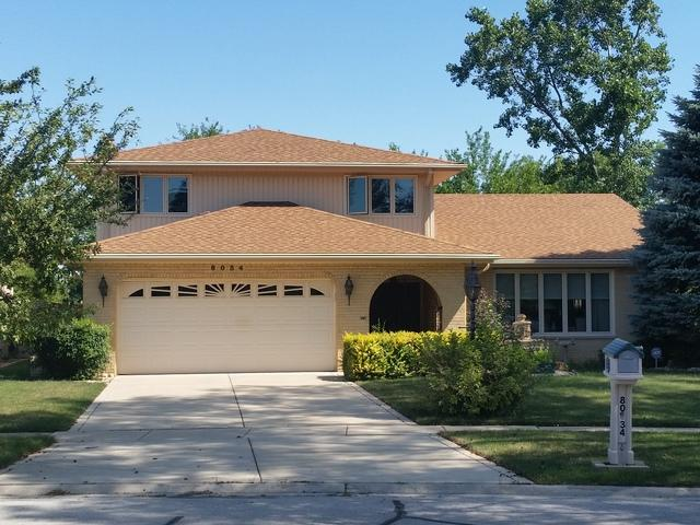 8034 Circle Drive, Palos Hills, IL 60465 (MLS #09695454) :: The Wexler Group at Keller Williams Preferred Realty