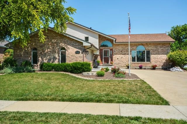 732 Princeton Lane, New Lenox, IL 60451 (MLS #09695727) :: The Wexler Group at Keller Williams Preferred Realty