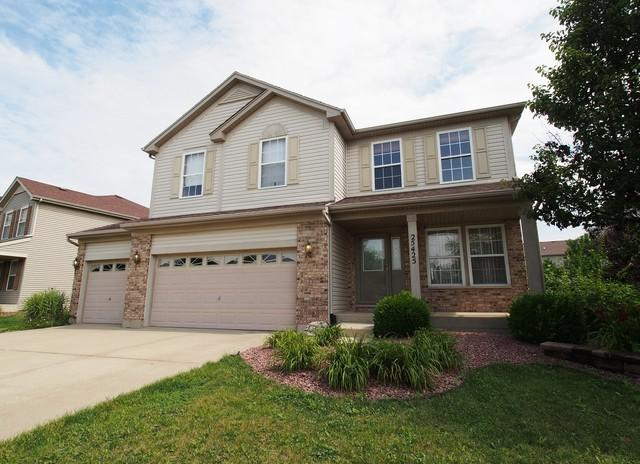 25425 Shannon Drive, Manhattan, IL 60442 (MLS #09695753) :: The Wexler Group at Keller Williams Preferred Realty