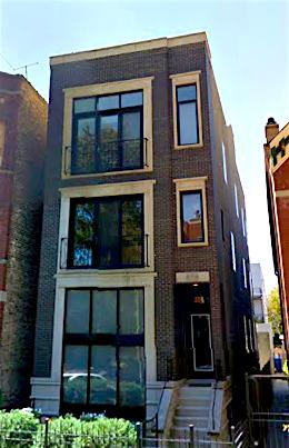 858 N Hermitage Avenue #3, Chicago, IL 60622 (MLS #09695799) :: Property Consultants Realty