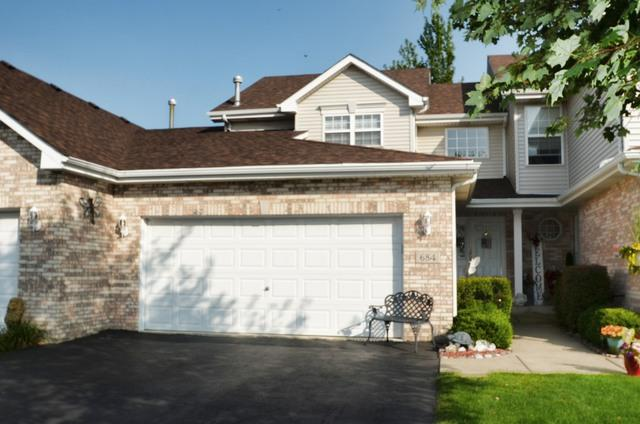 684 Grace Court, New Lenox, IL 60451 (MLS #09695891) :: The Wexler Group at Keller Williams Preferred Realty
