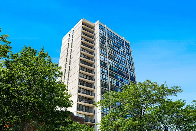 1540 N Lasalle Street #801, Chicago, IL 60610 (MLS #09695894) :: Property Consultants Realty