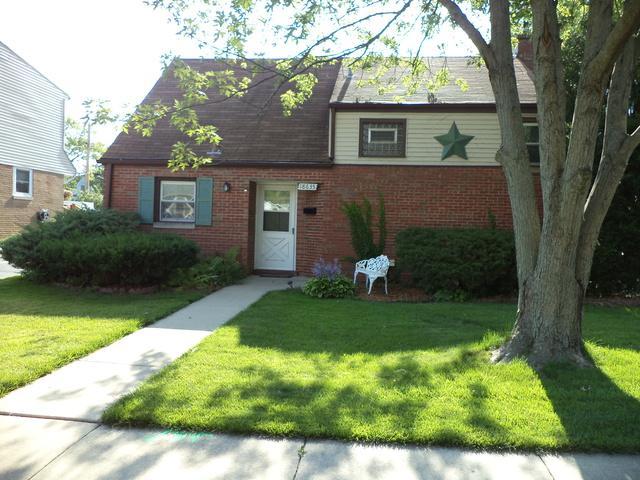 18635 Lexington Avenue, Homewood, IL 60430 (MLS #09695919) :: The Wexler Group at Keller Williams Preferred Realty