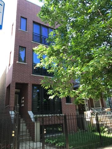 2616 W Rice Street #3, Chicago, IL 60622 (MLS #09696062) :: Property Consultants Realty