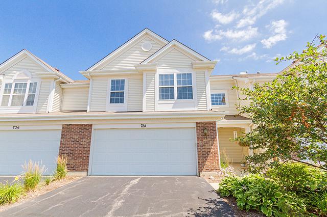 724 Lancaster Drive, Pingree Grove, IL 60140 (MLS #09696259) :: MKT Properties | Keller Williams