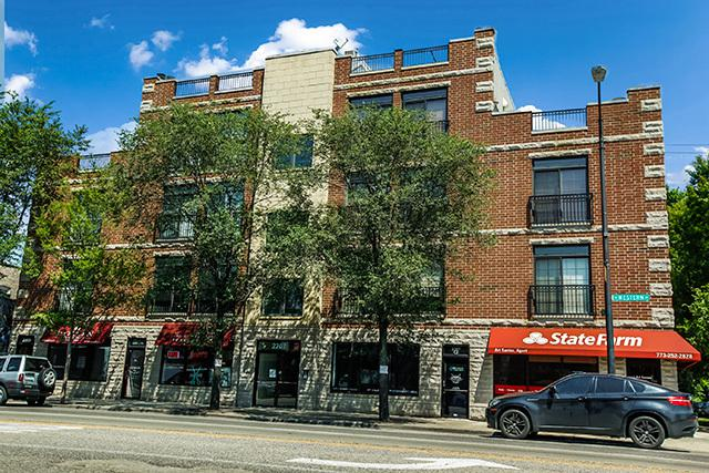 2207 N Western Avenue 2B, Chicago, IL 60647 (MLS #09696400) :: Property Consultants Realty