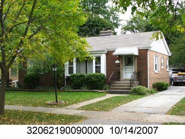 1813 186TH Place, Homewood, IL 60430 (MLS #09696402) :: The Wexler Group at Keller Williams Preferred Realty