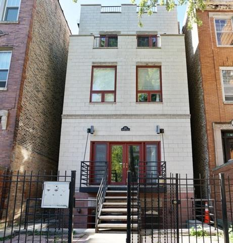 2611 W Hirsch A, Chicago, IL 60622 (MLS #09696453) :: Property Consultants Realty