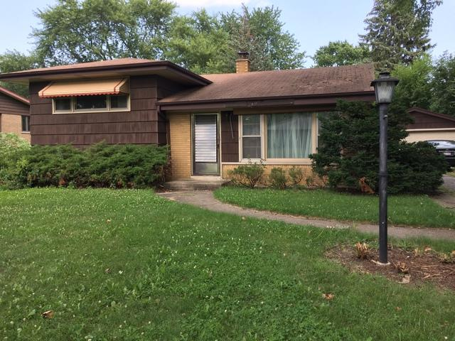 12513 S Mcvickers Avenue, Palos Heights, IL 60463 (MLS #09696457) :: The Wexler Group at Keller Williams Preferred Realty