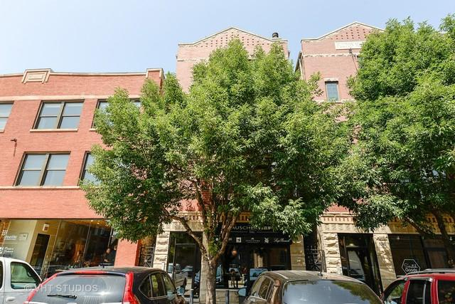 1048 W Fulton Market #2, Chicago, IL 60607 (MLS #09696530) :: Property Consultants Realty
