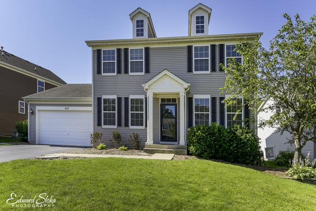 387 Oakmont Drive, Cary, IL 60013 (MLS #09696652) :: Key Realty