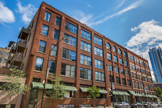 420 W Grand Avenue 5B, Chicago, IL 60654 (MLS #09696654) :: Property Consultants Realty