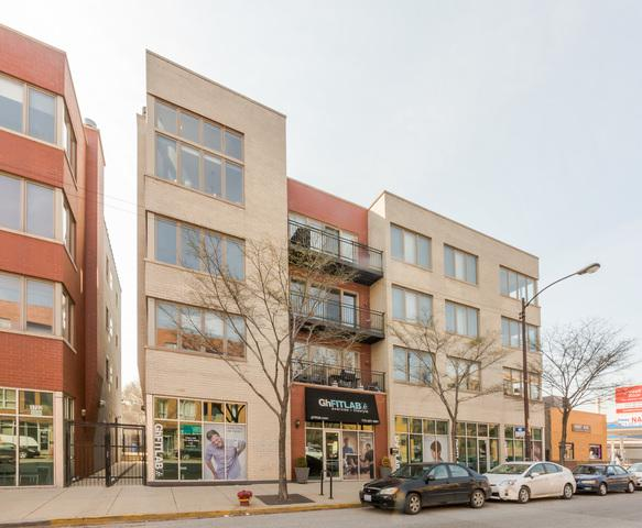 1730 N Western Avenue #401, Chicago, IL 60647 (MLS #09696684) :: Property Consultants Realty