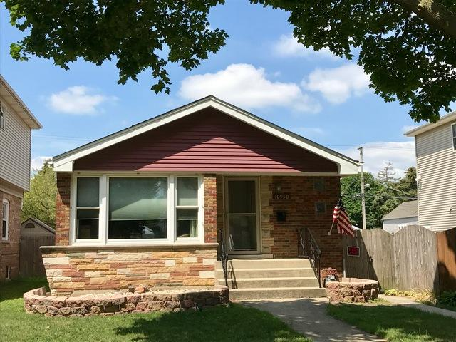 10950 S Whipple Street, Chicago, IL 60655 (MLS #09696690) :: Key Realty
