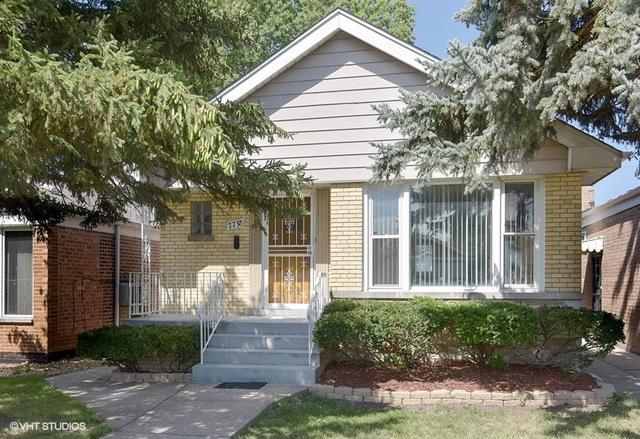 7738 S Christiana Avenue, Chicago, IL 60652 (MLS #09696698) :: Key Realty