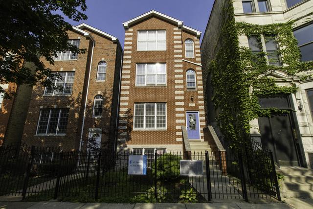 1431 N Leavitt Street #1, Chicago, IL 60622 (MLS #09696713) :: Property Consultants Realty