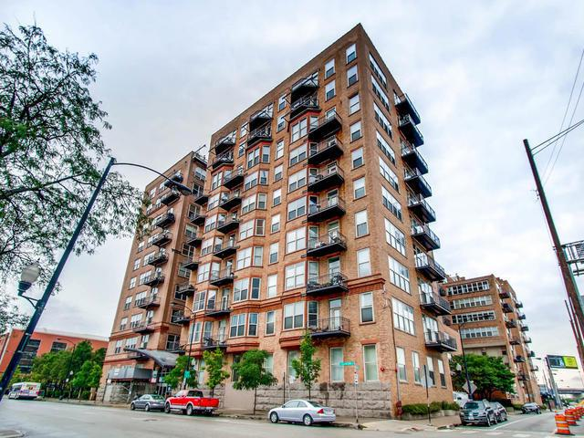 500 S Clinton Street #744, Chicago, IL 60607 (MLS #09696813) :: Property Consultants Realty