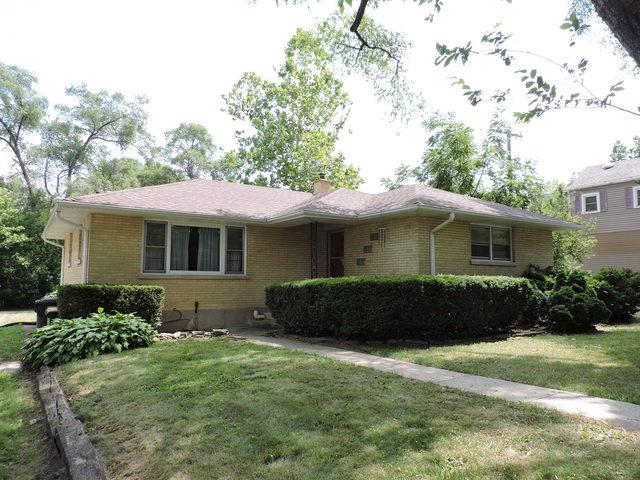 104 Park Street, Willow Springs, IL 60480 (MLS #09696832) :: The Wexler Group at Keller Williams Preferred Realty