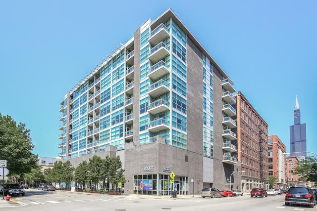 225 S Sangamon Street #310, Chicago, IL 60607 (MLS #09696839) :: Property Consultants Realty