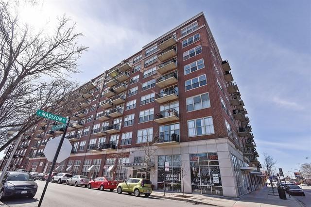 6 S Laflin Street #506, Chicago, IL 60607 (MLS #09696844) :: Property Consultants Realty