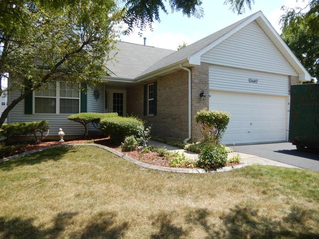 13497 Tall Pines Lane, Plainfield, IL 60544 (MLS #09696971) :: The Dena Furlow Team - Keller Williams Realty