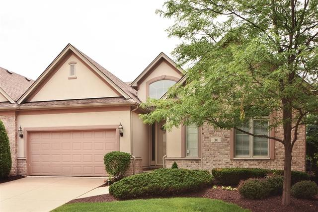 30 Laughry Lane, Palos Park, IL 60464 (MLS #09697029) :: The Wexler Group at Keller Williams Preferred Realty