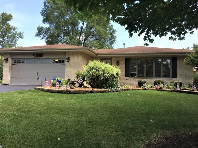 12531 S Major Avenue, Palos Heights, IL 60463 (MLS #09697064) :: The Wexler Group at Keller Williams Preferred Realty