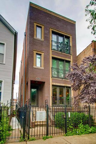 1651 N Artesian Avenue #1, Chicago, IL 60647 (MLS #09697086) :: Property Consultants Realty