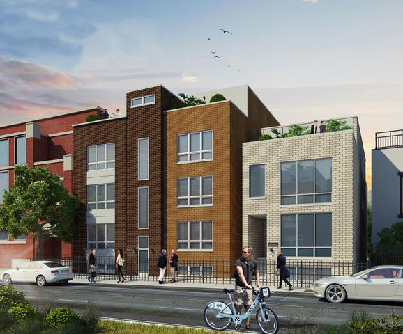 2743 N Ashland Avenue 2N, Chicago, IL 60614 (MLS #09697184) :: Property Consultants Realty