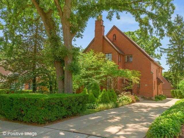 128 The Lane, Hinsdale, IL 60521 (MLS #09697185) :: The Wexler Group at Keller Williams Preferred Realty