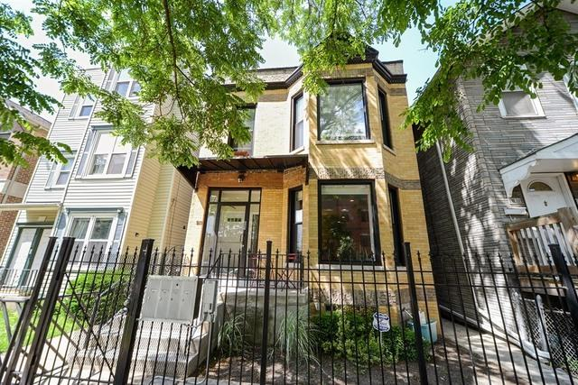 2640 W Cortland Street 1F, Chicago, IL 60647 (MLS #09697260) :: Property Consultants Realty