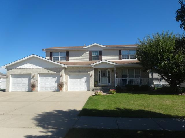 24863 Buttercup Lane, Manhattan, IL 60442 (MLS #09697304) :: The Wexler Group at Keller Williams Preferred Realty